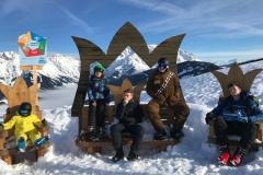 Jugend-Skifreizeit in Österreich