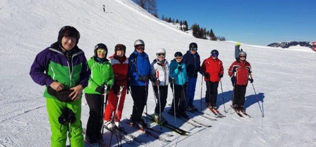 Nachlese Ski- und Wanderfreizeit in Leogang